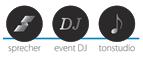 Frank Philipp – Sprecher, Moderator, Event-DJ